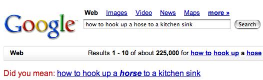 Horse vs Hose